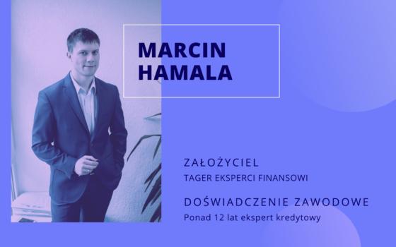 Marcin Hamala założyciel TAGER