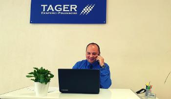 Piotr Nejman ekspert TAGER